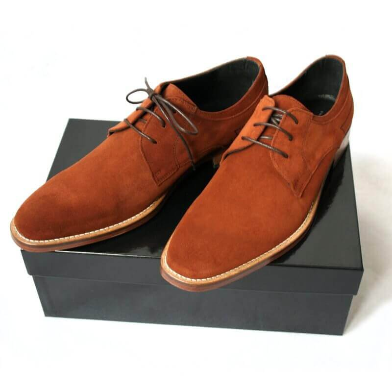5faa73a2e9bb Casual smart full-grain leather Shoes 4 Gentlemen – order now
