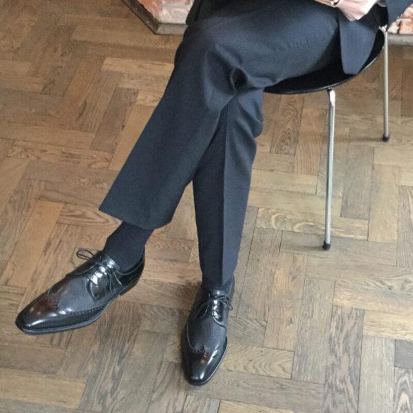 Eleganter Herren Businesschuh Derby