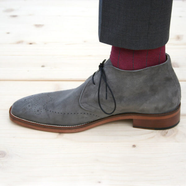 best authentic ee964 3ce12 261-Men`s business casual ankle boots